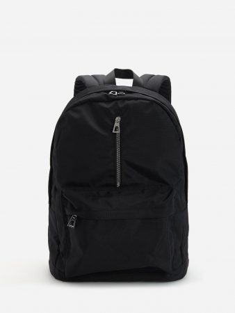 Mens Backpack With Pockets Black | Reserved Bags, Toiletry Bags