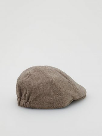 Mens Cap Brown | Reserved Hats