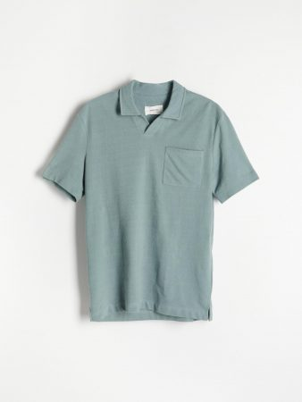 Mens Men`S Polo Green | Reserved Polo Shirts