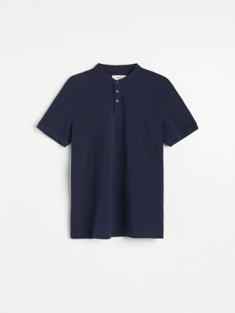 Mens Polo Shirt Navy | Reserved Polo Shirts