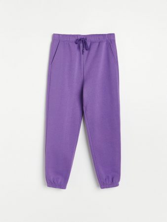 Mens Sport Trousers With Pockets Purple | Reserved Tracksuits