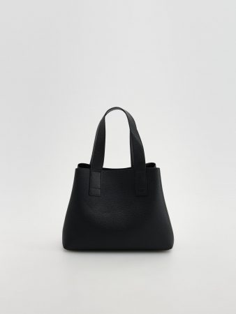Womens Bag With Detachable Strap Black | Reserved Bags, Backpacks