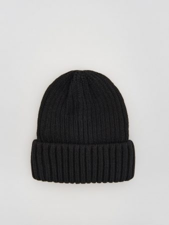 Womens Jersey Beanie Black | Reserved Hats, Scarves, Gloves