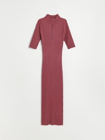 Womens Ladies` Dress Fioletowy   Reserved Dresses, Jumpsuits