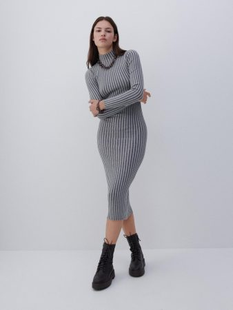 Womens Ladies` Dress Wielobarwny | Reserved Dresses, Jumpsuits