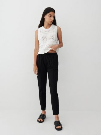 Womens Ladies` Trousers Black | Reserved Sets, Co-Ords