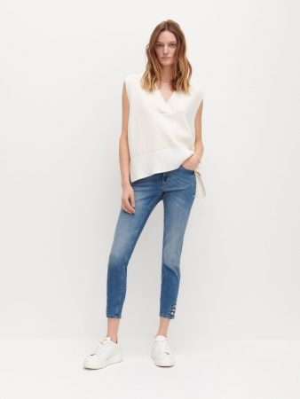 Womens Slim Fit Jeans Blue | Reserved Jeans