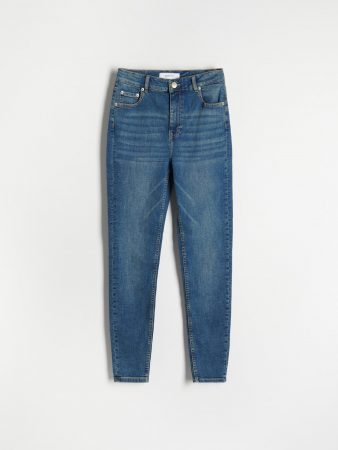 Womens Slim Jeans Blue | Reserved Jeans