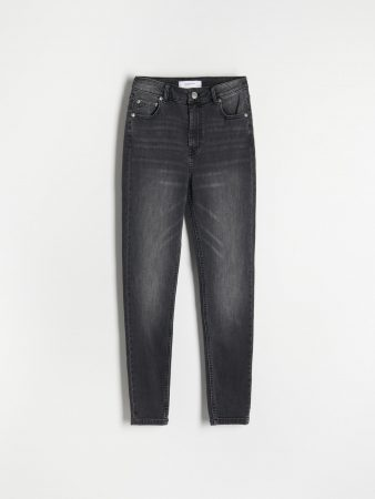 Womens Slim Jeans Grey | Reserved Jeans