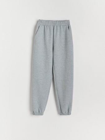Womens Sweatpants Light Grey | Reserved Trousers