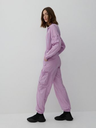 Womens Waterproof Jumpsuit Pink | Reserved Dresses, Jumpsuits